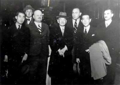 Jigoro Kano na návštěvě v Praze