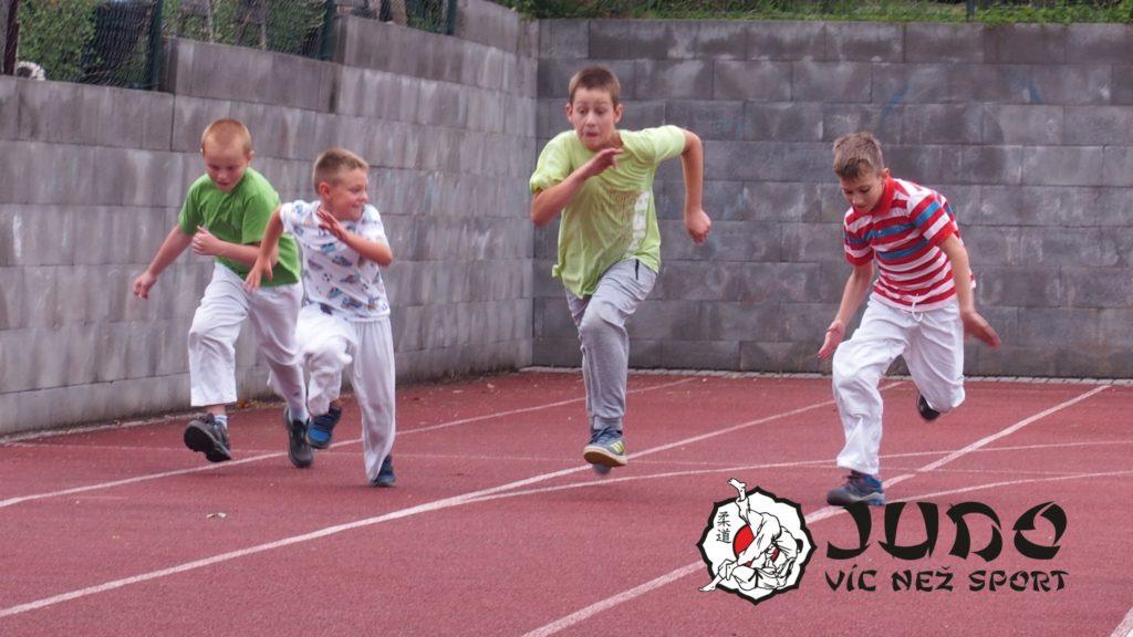 Příměstský tábor 2021 - Začátečníci na venkovním sportovišti